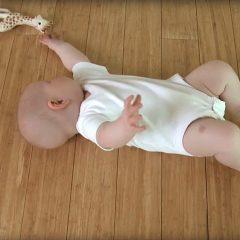 Videos mit Baby Liv Teil I – Grundlagen der Feldenkrais – Methode