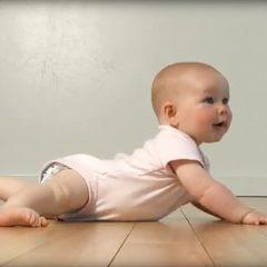 Video mit Baby Live Teil II – Grundlagen der Feldenkrais-Methode